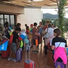 Bambini di Pieve Torina a Fasano