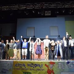 Ultimo spettacolo del Festival del Giullare