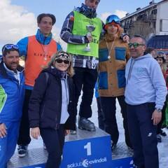 Giochi studenteschi, campionato regionale di sci alpino