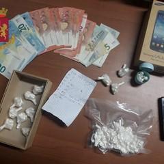 Spaccio di droga nel centro di Andria