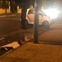 Incidente in via Martiri di Palermo