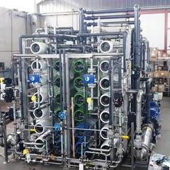 Impianto depurazione acque