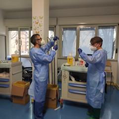 Vaccino a Trani