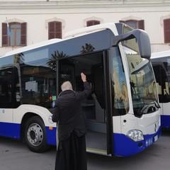 Quattro nuovi bus Amet