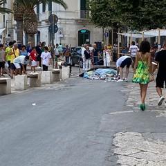 Violento pestaggio sul Porto