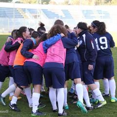 L'Apulia Trani perde 3-0 a Roma contro la capolista