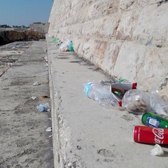 Monastero: ecco come si presenta la spiaggia questa mattina