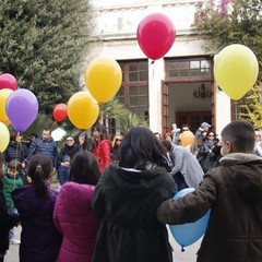 Manifestazione in  villa