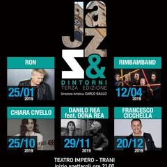 Locandina Jazz e dintorni