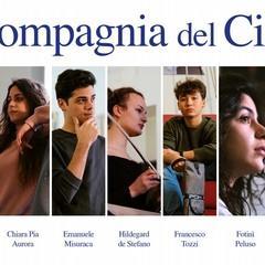 Il cast della fiction targata Rai