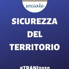 Manifesti Trani sociale