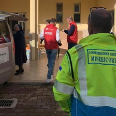Misericordia, terremoto in Albania
