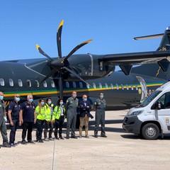 Missione Puglia, Regione e Protezione civile