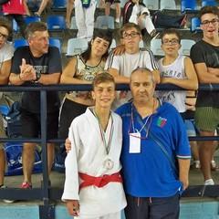 Nicola Loprieno e i suoi allievi