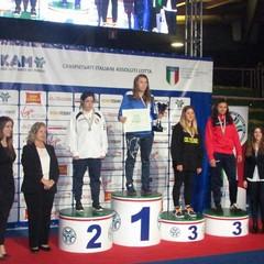 Judo Trani, Annalisa Marzulli vice campionessa d'Italia