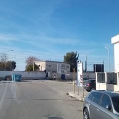 Ex passaggio livello di via Andria, nuova denuncia dell'associazione Folgore