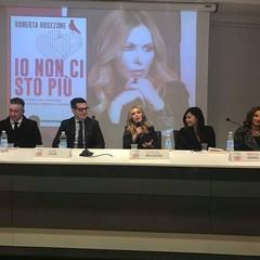 Roberta Bruzzone a Trani
