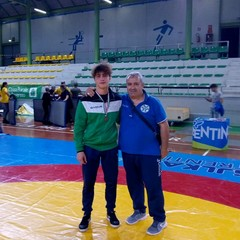 Atleti della Judo Trani
