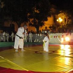 Judo piazza Plebiscito