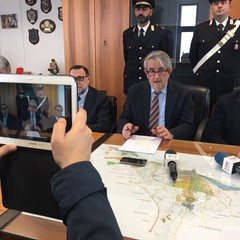 Omicidio Mastrodonato, conferenza nella Procura di Bari