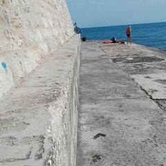 Pulizia spiaggia Monastero