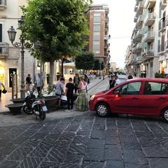 Incidente via San Giorgio