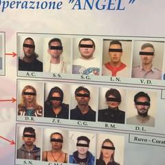 "Operazione antidroga ""Angel"""