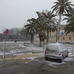 Neve a Trani