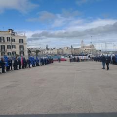 Le foto della cerimonia in villa e Piazza Quercia
