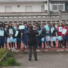 Giornata dell'Autismo alla scuola Beltrani