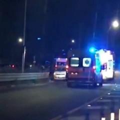 Incidente sulla Trani-Andria