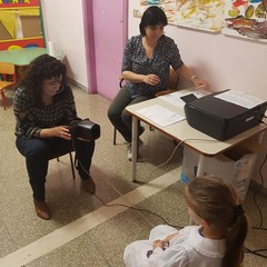 Screening visivo alle scuole materne