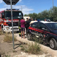 Incidente in via Duchessa d'Andria