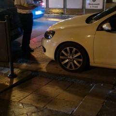 Multe e rimozioni auto in città