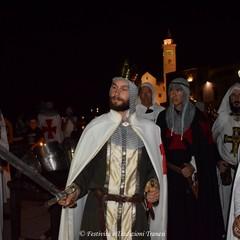 Notte dei Templari: primo atto