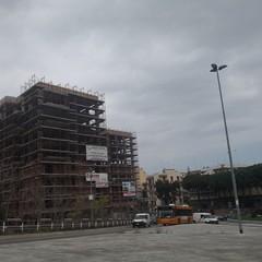 Circolare bloccata in via Istria
