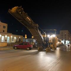 Rifacimento delle strade