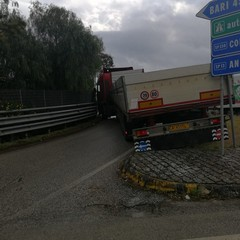 Incidente sulla rampa 16bis