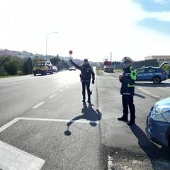 Controlli polizia locale di Massafra e sversamento di linquami