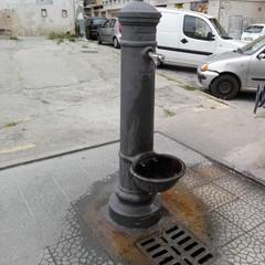 Vincenzo Tota e fontane
