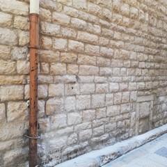 Rimozione scritte dai muri
