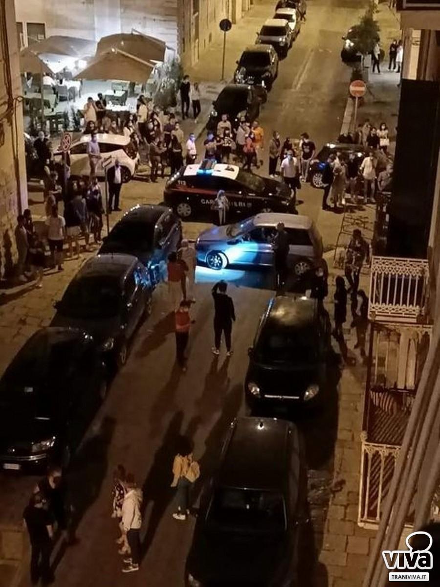Incidente via Elena Comneno