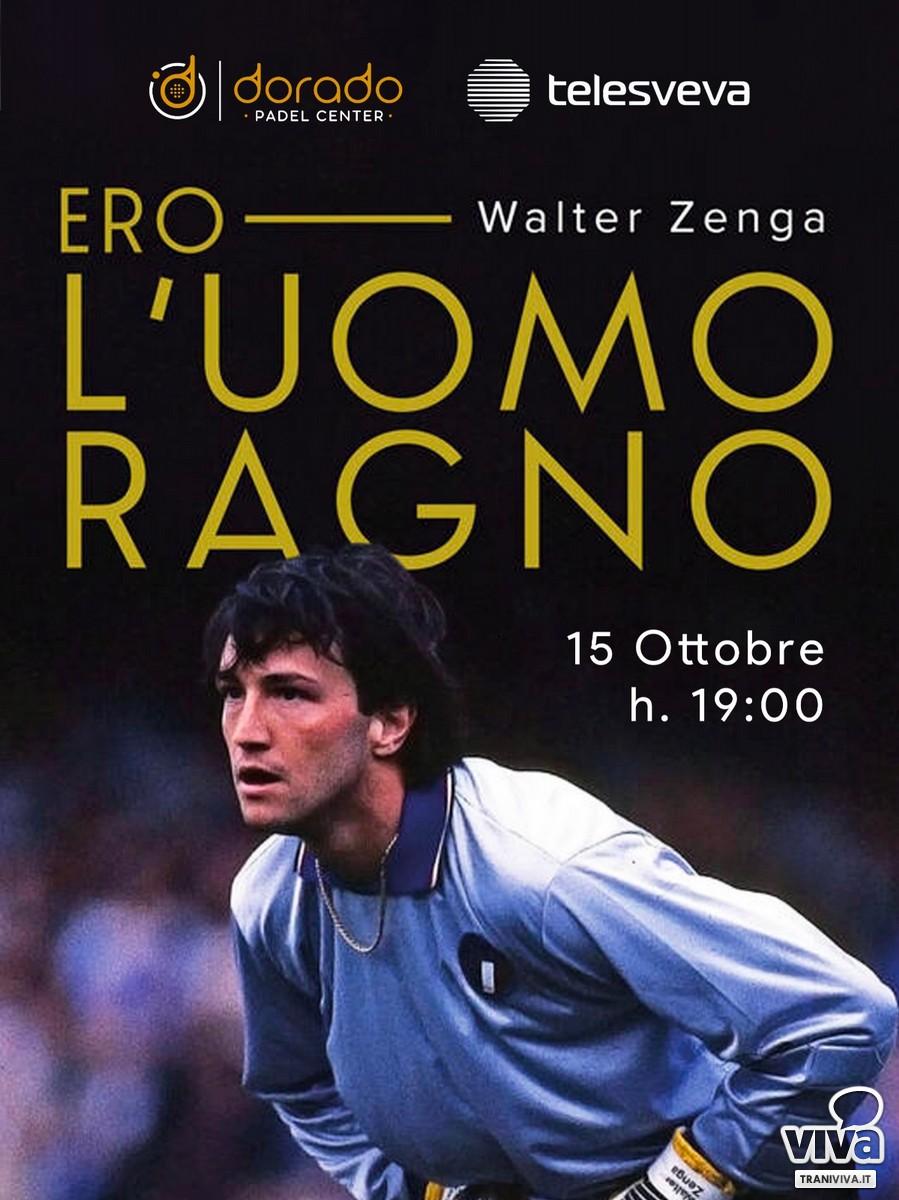 Locandina evento Zenga