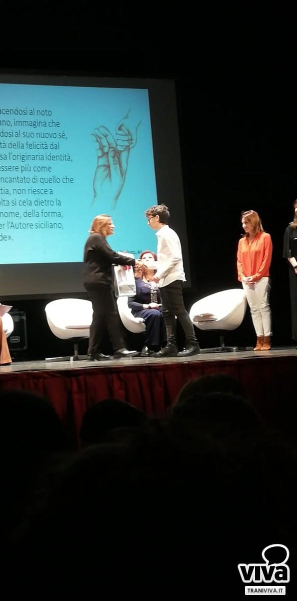 Premiazione Andrea di Bari