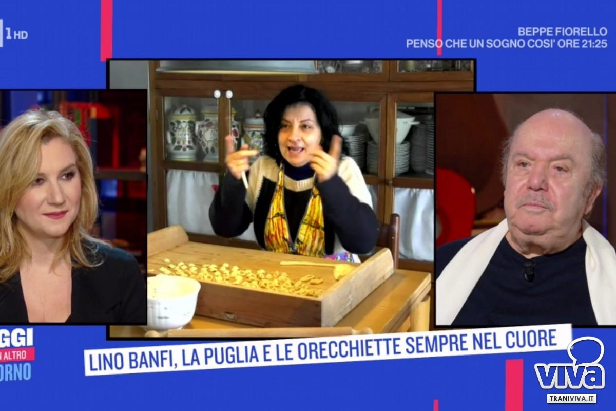 Lino Banfi su Rai1
