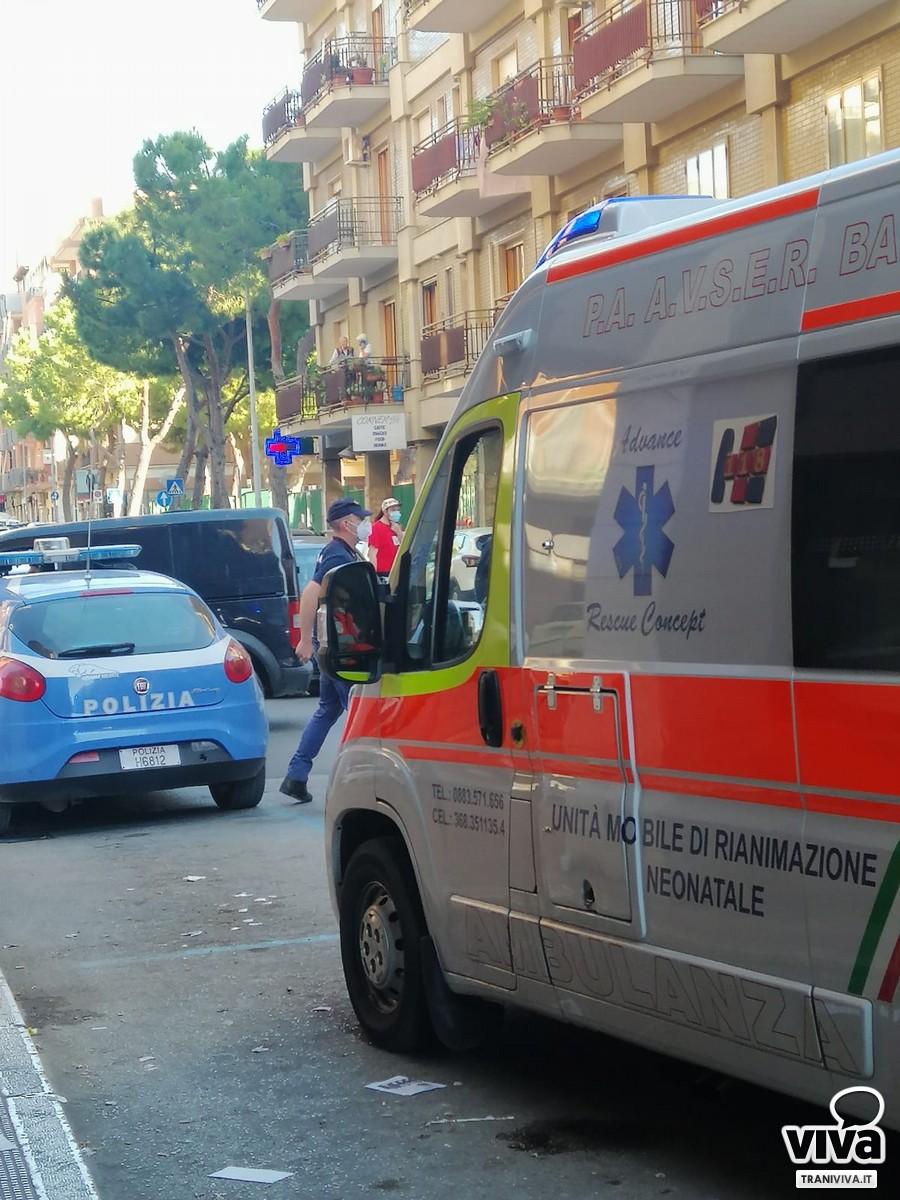 Donna investita in Corso Italia