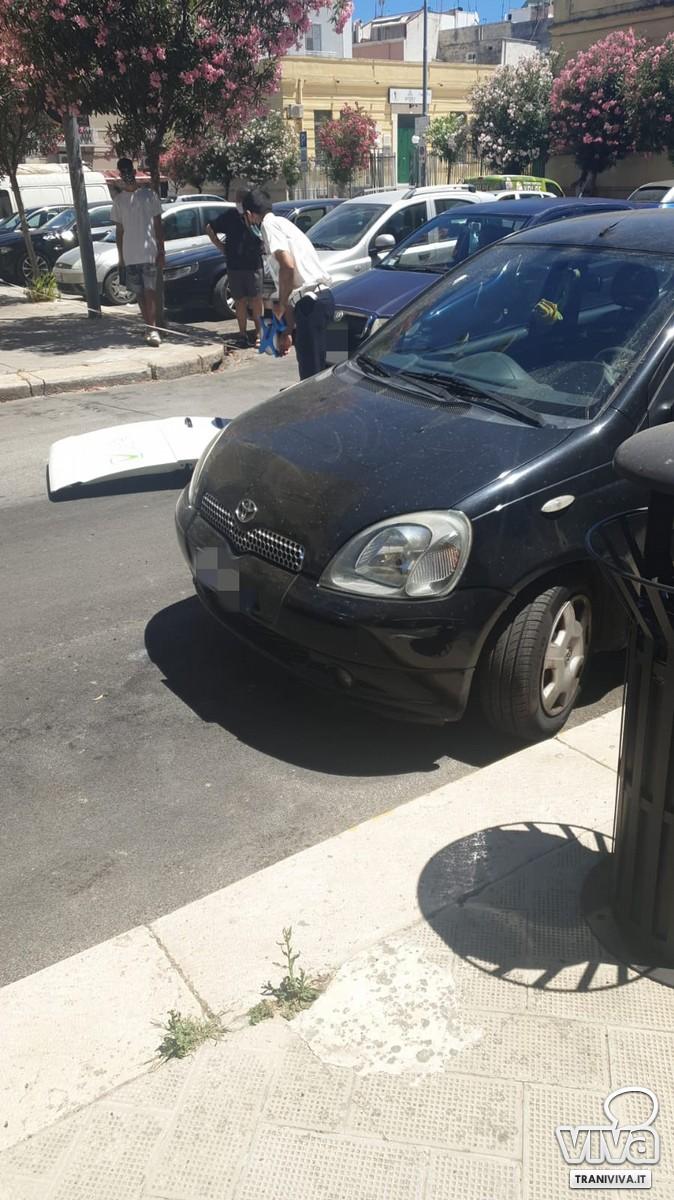 Incidente via Morrico