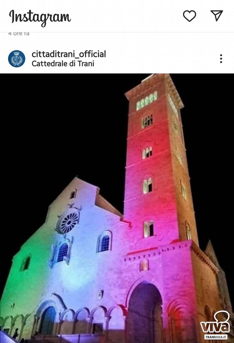Cattedrale di Trani su Instagram