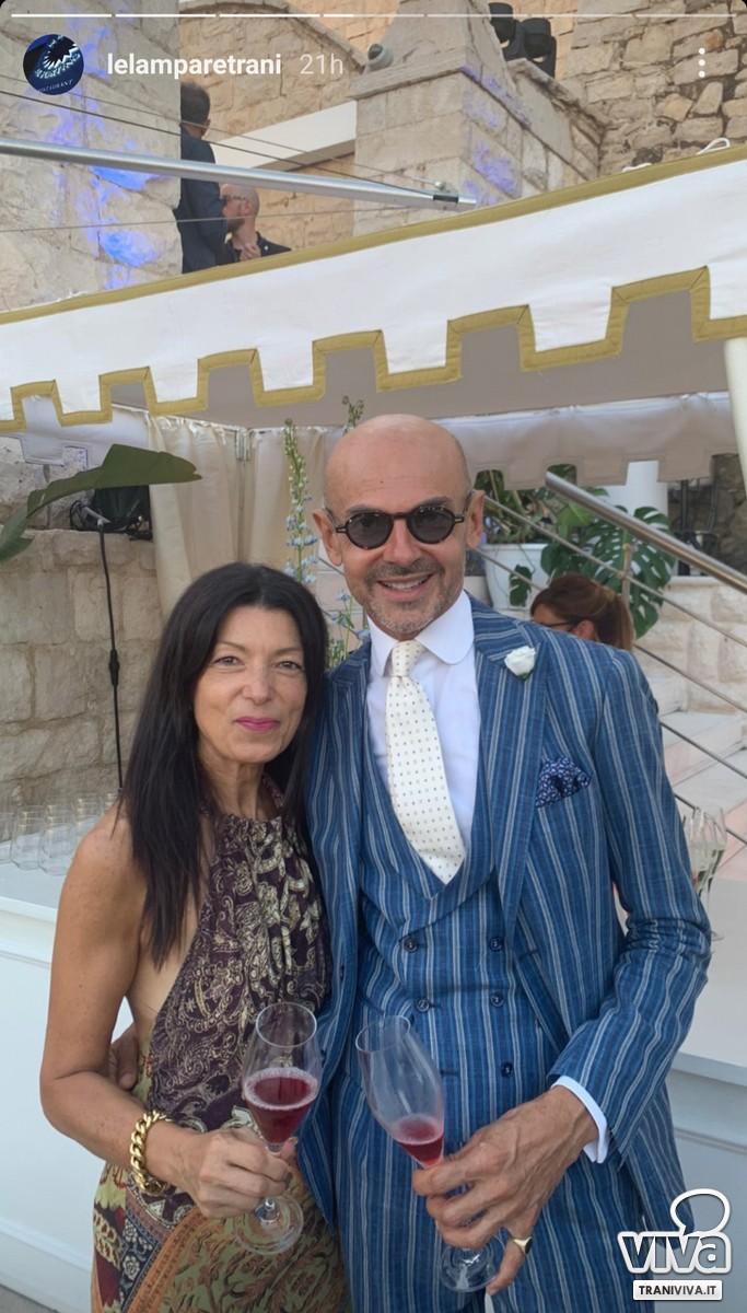Matrimonio con Enzo Miccio