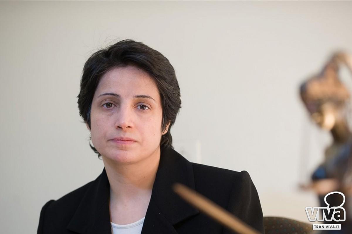Libertà per Nasrin Sotoudeh